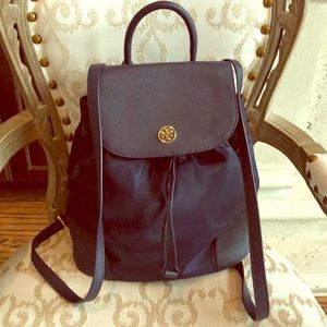 🎒NEW Navy Tory Burch Backpack 🎒